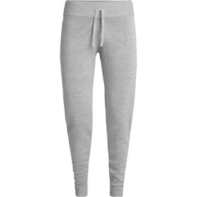 Icebreaker Carrigan Sweater Pants Women steel heather